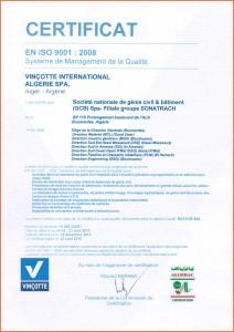 Certificat-QHSE