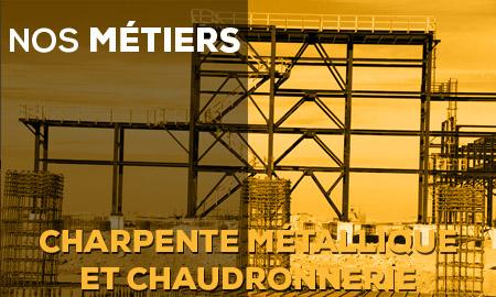 Métier-Charpente-métallique
